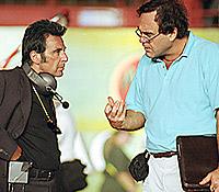 Al Pacino, Oliver Stone, ...