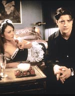 Brendan Fraser, Elizabeth Hurley, ...