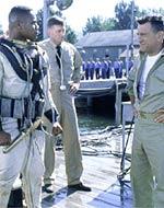 Robert De Niro, Cuba Gooding Jr., ...