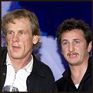 Sean Penn, Nick Nolte