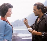 Johnny Depp, Juliette Binoche, ...