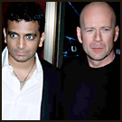 Bruce Willis, M. Night Shyamalan