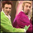 JC Chasez, Joey Fatone, ...