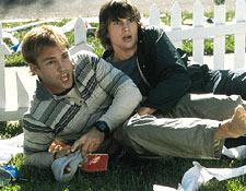 Ashton Kutcher, Seann William Scott, ...