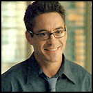 Robert Downey Jr., Ally McBeal