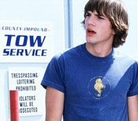 Ashton Kutcher, Dude, Where's My Car?
