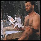Tom Hanks, Cast Away