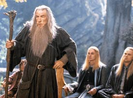 Ian McKellen, The Lord of the Rings, ...