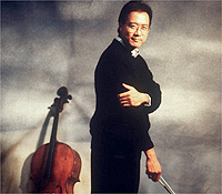 Yo-Yo Ma, Crouching Tiger, Hidden Dragon
