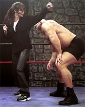 Scott Steiner, Shannen Doherty