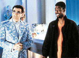 Chris Rock, Eugene Levy, ...