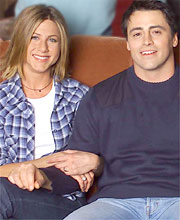 Matt LeBlanc, Friends, ...