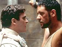 Russell Crowe, Joaquin Phoenix, ...
