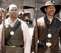 Morgan Freeman, Glory, ...
