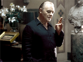 Anthony Hopkins, Hannibal (Movie - 2001)