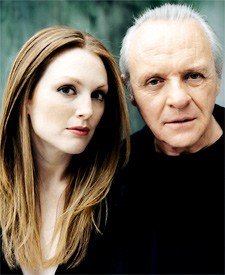 Julianne Moore, Anthony Hopkins