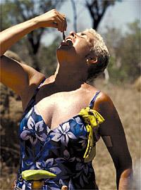Maralyn Mad Dog Hershey, Survivor: The Australian Outback
