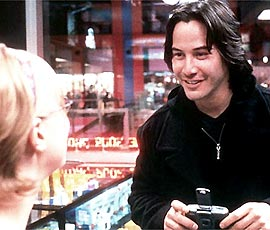 Keanu Reeves, The Watcher