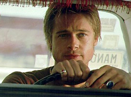Brad Pitt, The Mexican