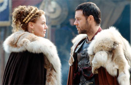 Russell Crowe, Connie Nielsen, ...