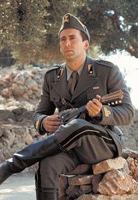Nicolas Cage, Captain Corelli's Mandolin