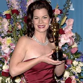 Marcia Gay Harden, Oscars 2001