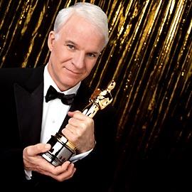 Steve Martin, Oscars 2001