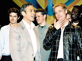 Brad Pitt, Matt Damon, ...