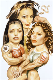 Angelina Jolie, Jennifer Lopez, ...
