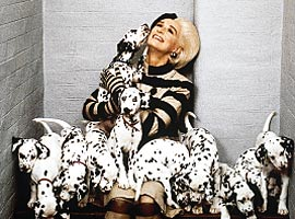 Glenn Close, 102 Dalmatians