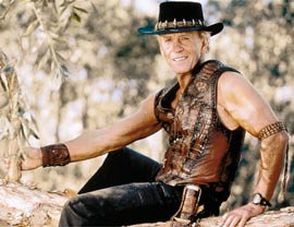 Paul Hogan (Actor - Crocodile Dundee), Crocodile Dundee in Los Angeles