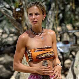 Elisabeth Hasselbeck, Survivor: The Australian Outback