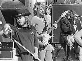 Ronnie Van Zant, Lynyrd Skynyrd