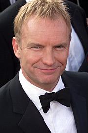 Sting, Oscars 2001