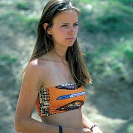 Amber Brkich, Survivor: The Australian Outback