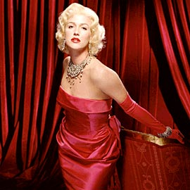 Blonde, Poppy Montgomery