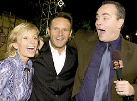 Tina Wesson, Mark Burnett, ...