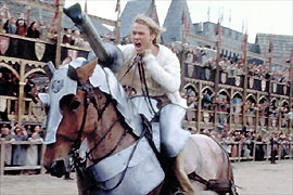 Heath Ledger, A Knight's Tale