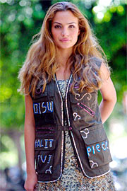 Miss Israel Ilanit Levy
