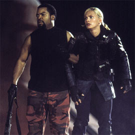 Ice Cube, Natasha Henstridge, ...