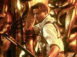 Brendan Fraser, The Mummy Returns
