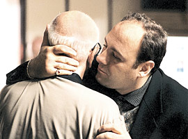 Dominic Chianese, James Gandolfini, ...