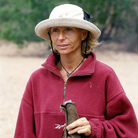 Tina Wesson, Survivor: The Australian Outback