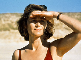 Charlotte Rampling, Under the Sand