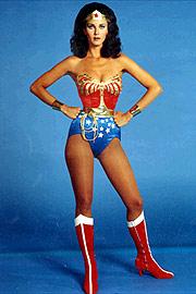 Linda Carter, Wonder Woman