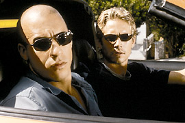 Vin Diesel, Paul Walker, ...