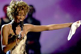 Whitney Houston, BET Awards
