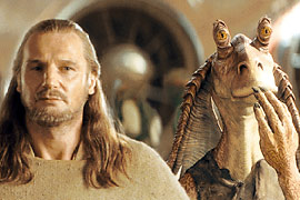 Liam Neeson, Star Wars: Episode I - The Phantom Menace