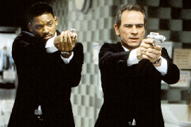 Will Smith, Tommy Lee Jones, ...
