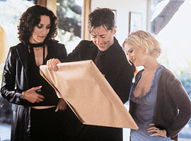 Alan Cumming, Jennifer Beals, ...